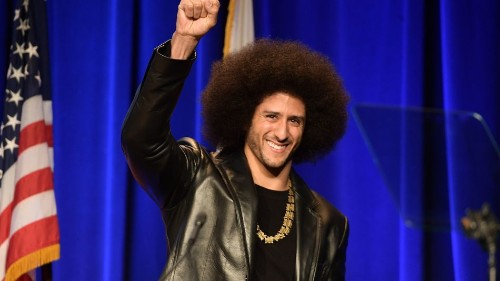 Nike makes Colin Kaepernick one of the faces of its 'Just Do It' campaign