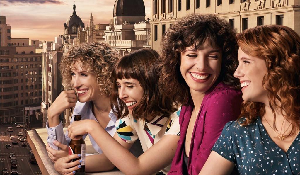 La serie tv 'Valeria' è il nuovo 'Sex and the City'. E Madrid diventa New York