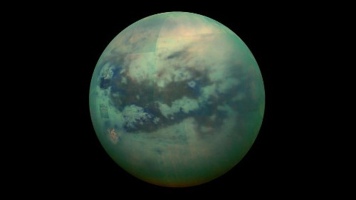 Astronomers Think Saturn's Largest Moon Titan Can Offer Insights Into Climate On Earth - Science