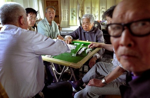 Uh oh. Microsoft just created an AI that can beat your grandma at Mahjong. - Culture