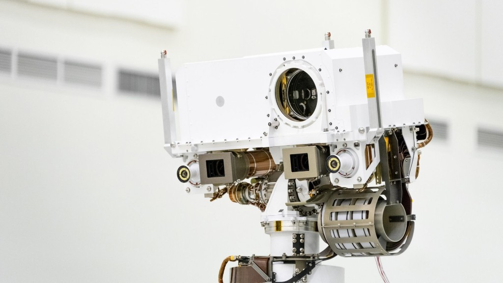 NASA's Perseverance Rover Has Been Fitted With The Most Advanced Pair Of 'Eyes'