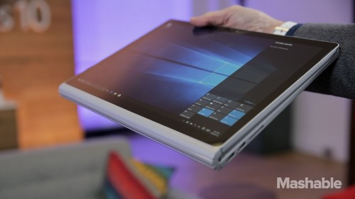 Inside the creation of the Microsoft Surface Book