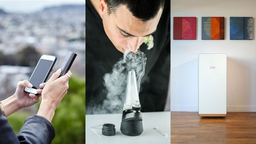 From smart bongs to home growing kits, the best marijuana tech gadgets