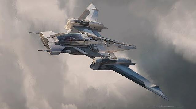 Porsche's Star Wars 'Spaceship' Sorta Looks Like The Taycan? - Tech