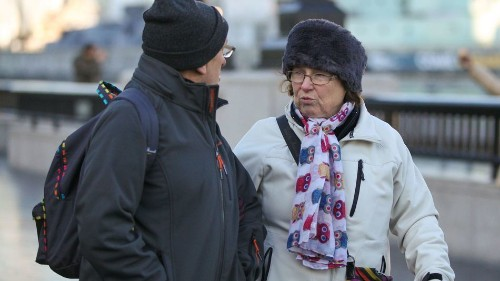 Arctic air poised to invade the U.S. after record warm November