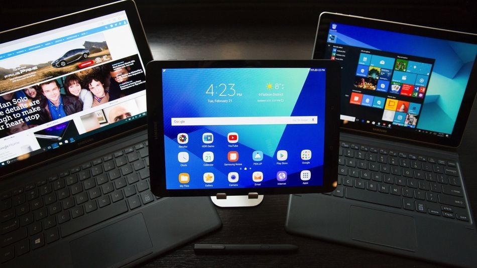 Samsung's new tablets are out to destroy the iPad Pro and Surface Pro 4