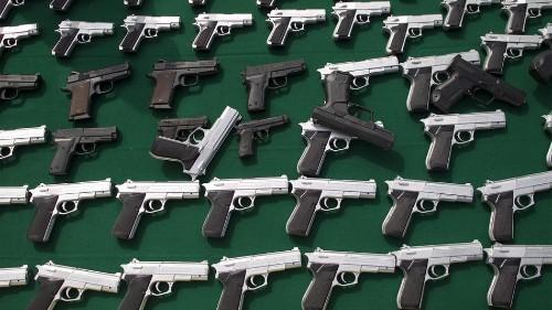 Facebook and Instagram ban private gun sales