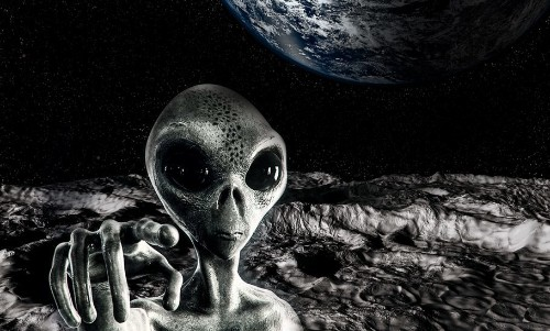 There 'Might' Be An Ancient Alien City On The 'Dark Side' Of The Moon