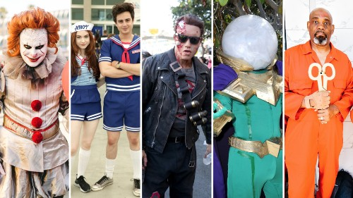 San Diego Comic-Con 2019 cosplay that'll make you do a double-take