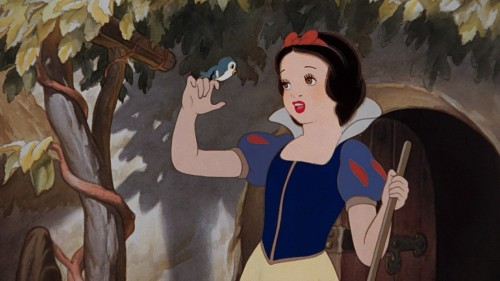 An artist drew Disney princesses with menstrual blood stains to fight period shaming