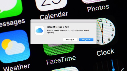 How to clean up iCloud storage without paying for more