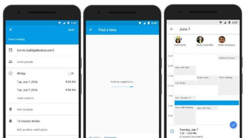 Genius new Google Calendar feature chooses the ideal time for your meetings