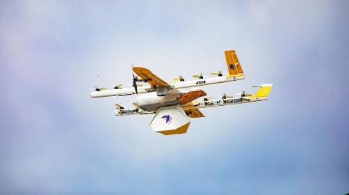 Google Just Completed Its First Drone Delivery In The U.S.