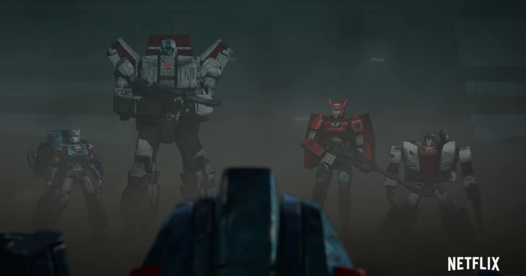 Netflix teases the next chapter in its superb 'Transformers: War for Cybertron' series