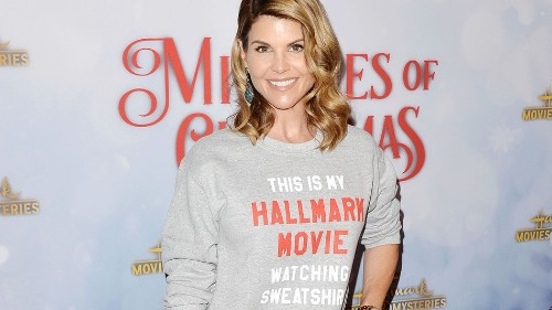 Hallmark severs ties with Lori Loughlin after college admissions scandal
