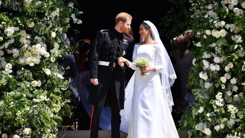 So you missed the royal wedding. Here's how to watch it now.