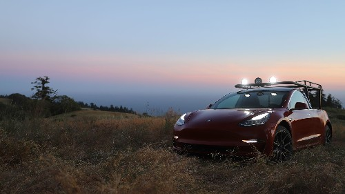Inventor hacks up a perfectly good Tesla Model 3 and turns it into a pickup - Mobility - Mashable ME