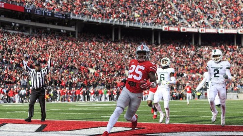 Ohio State fans had the best response to Apple's iOS 11 glitch