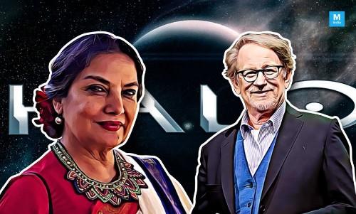 Shabana Azmi Joins The Star-Studded Cast Of Steven Spielberg's 'Halo' TV Series