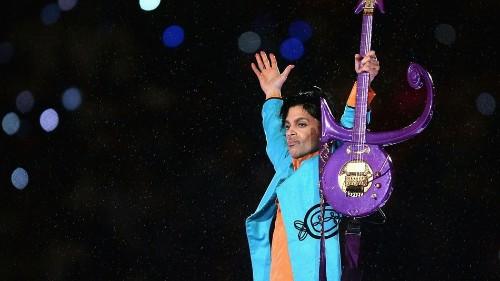 Google honors Prince with commemorative 'Purple Rain' doodle