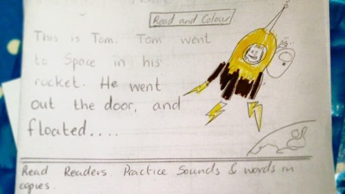 Irish teacher assigned some awesome David Bowie-themed homework