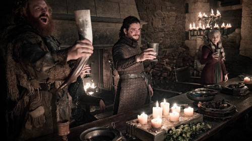 That 'Game of Thrones' coffee cup has made it to 'Skyrim'