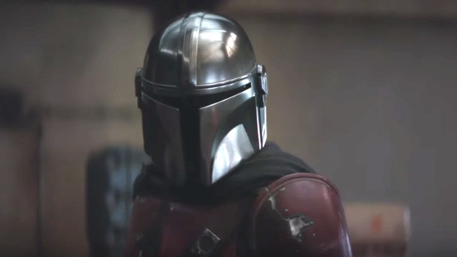 Disney+ fires up a thrilling first trailer for Star Wars spinoff 'The Mandalorian'