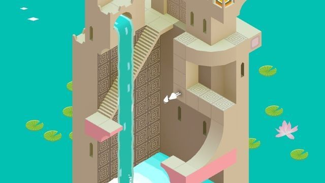 Play This: Sonically Pleasing Puzzler 'Monument Valley' Will Break Your Brain