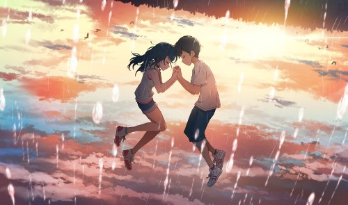 Makoto Shinkai's 'Weathering With You' Is an 'Okay' Yet Important Movie For Desi Anime Fans