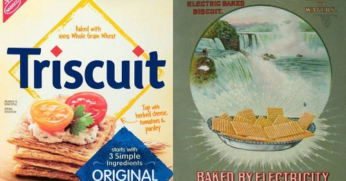 Triscuit confirms that its name *does* stand for 'electricity biscuit'