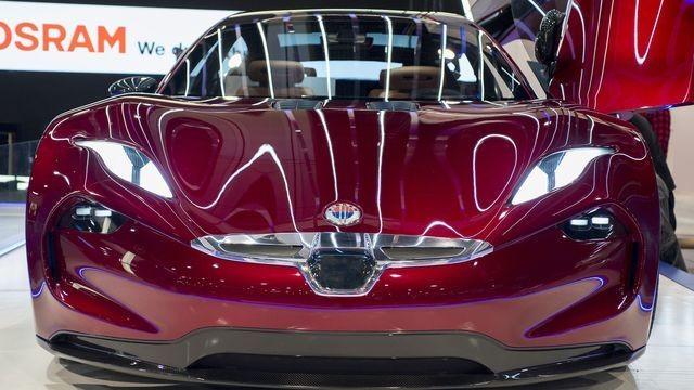 Fisker's luxury electric car hits Tesla where it hurts