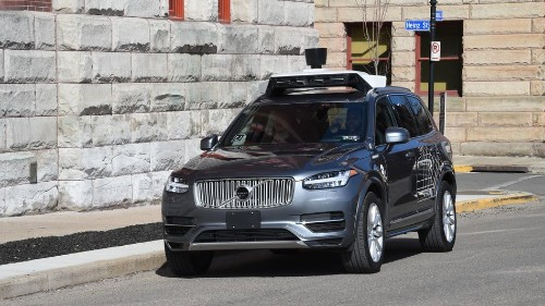 Who is responsible when a self-driving car kills someone?