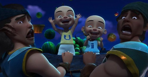 Malaysia's 'Upin & Ipin' is part of the Oscar 2020 nomination list alongside 'Toy Story 4' and 'Frozen 2' - Entertainment