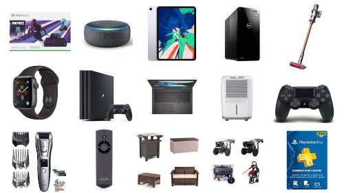 Xbox One S, PS4 Pro, iPad Pro, Echo Dot, and more deals for June 18