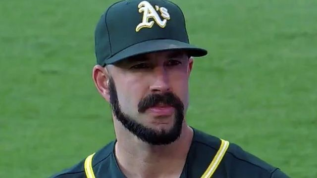 Unpacking Mike Fiers' incredibly bizarre baseball beard