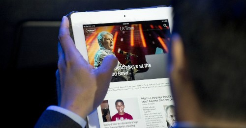 In boon to content marketing, Flipboard launches 'Promoted Items'