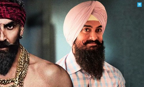 Akshay Kumar Shares New Look of 'Bachchan Pandey', Pushes Release Date for Aamir Khan's 'Laal Singh Chaddha' - Entertainment