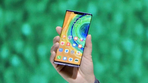 Huawei Mate 30 Pro is mighty, but questions about software remain
