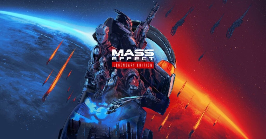 BioWare's beloved Mass Effect trilogy is coming to PS5, Xbox Series X