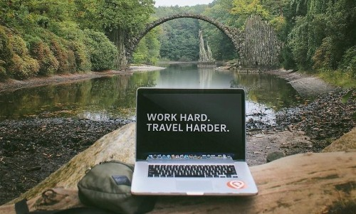 It's Possible To Remote Work And Jet Set Around The World: Here's How