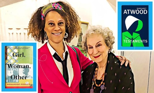 In A Plot Twist, Judges Jointly Award Booker Prize 2019 To Margaret Atwood And Bernadine Evaristo