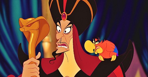 The 'Aladdin' remake's Jafar is extremely hot. Send help.