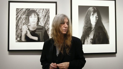 Why you should follow, of all people, Patti Smith on Instagram