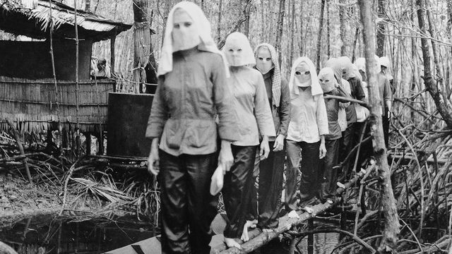 Astonishing, rare images of the Vietnam War from the winning side