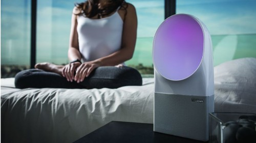 Withings partners with Spotify for a connected alarm clock