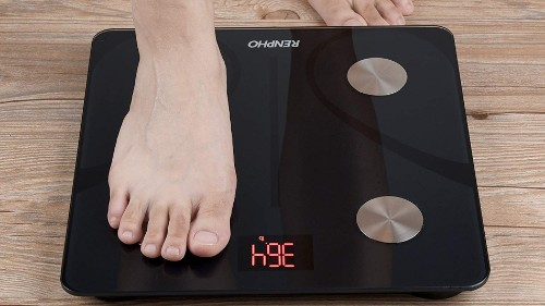 Pick up this RENPHO smart scale for under £23 on Amazon