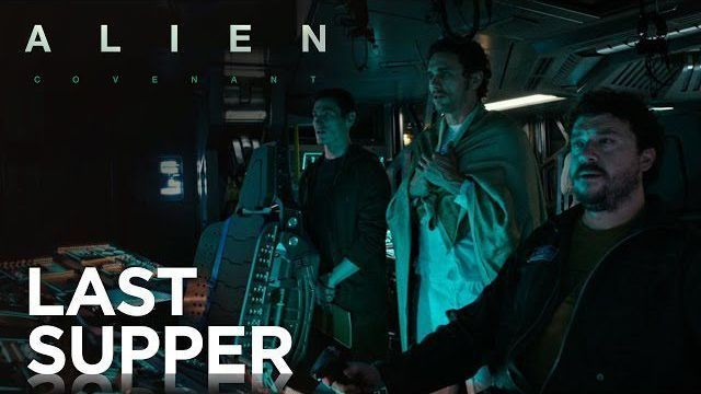 The four-minute 'Alien:Covenant' prologue is surprisingly cheery