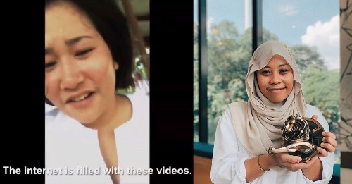 Malaysian filmmaker bags bronze medal at Cannes 2019 for powerful anti-bullying PSA - Culture - Mashable SEA