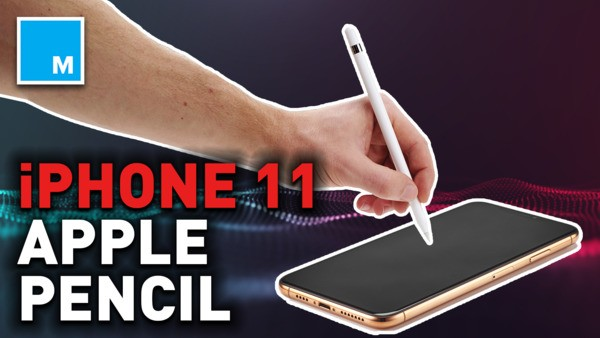 iPhone 11 may come with Apple Pencil support