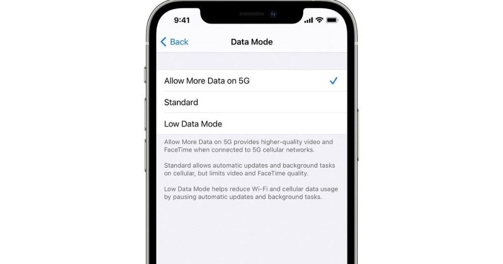 iPhone 12 owners can now download iOS updates over 5G, if they turn this option on
